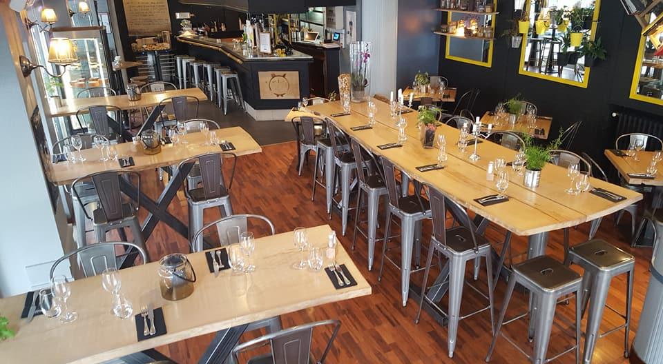 La table de JF Caen