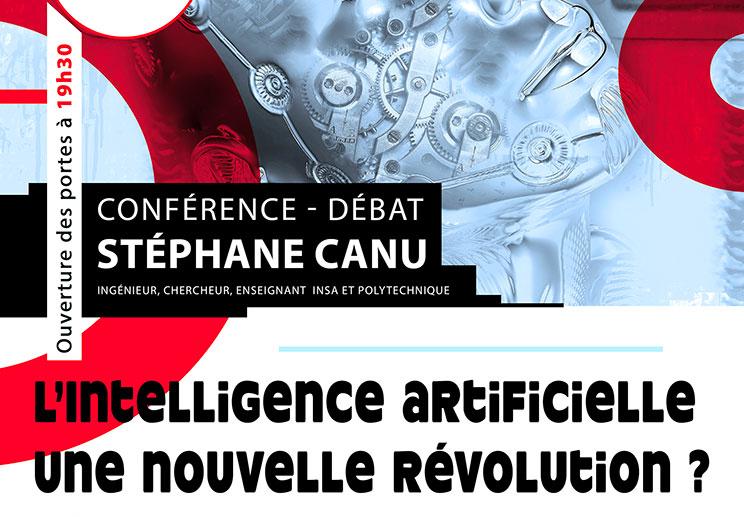L'Intelligence Artificielle une nouvelle révolution ?