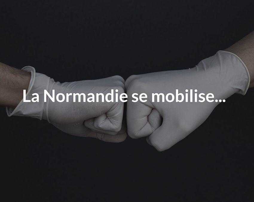 [COVID-19] La Normandie se mobilise