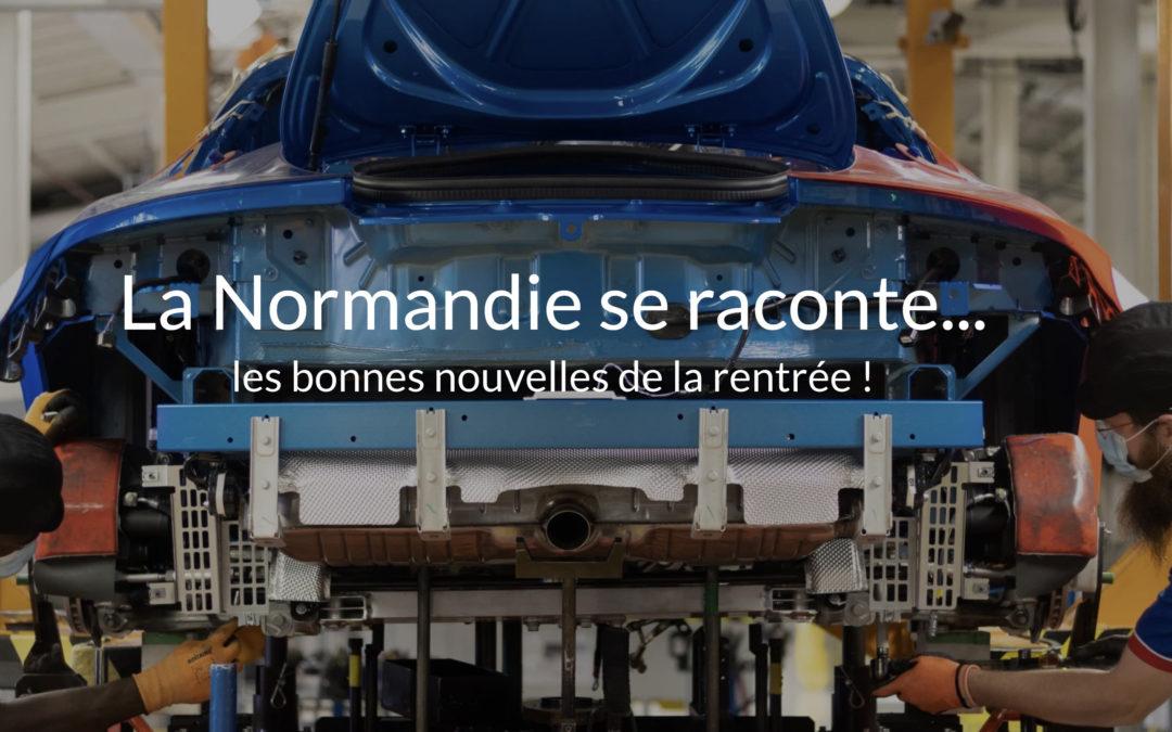 La newsletter de Normandie Attractivité