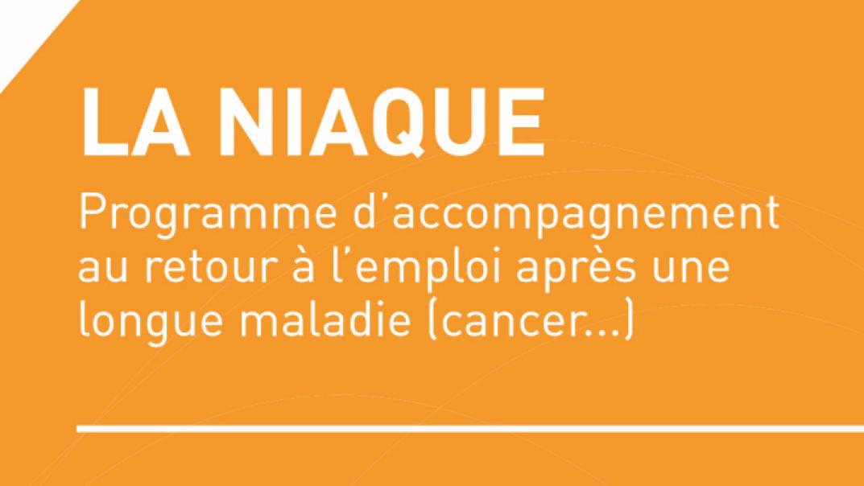 La Niaque, accompagnement à l'emploi de personnes ayant été touchées par un cancer